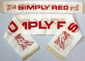 Simply Red - Concert Scarf